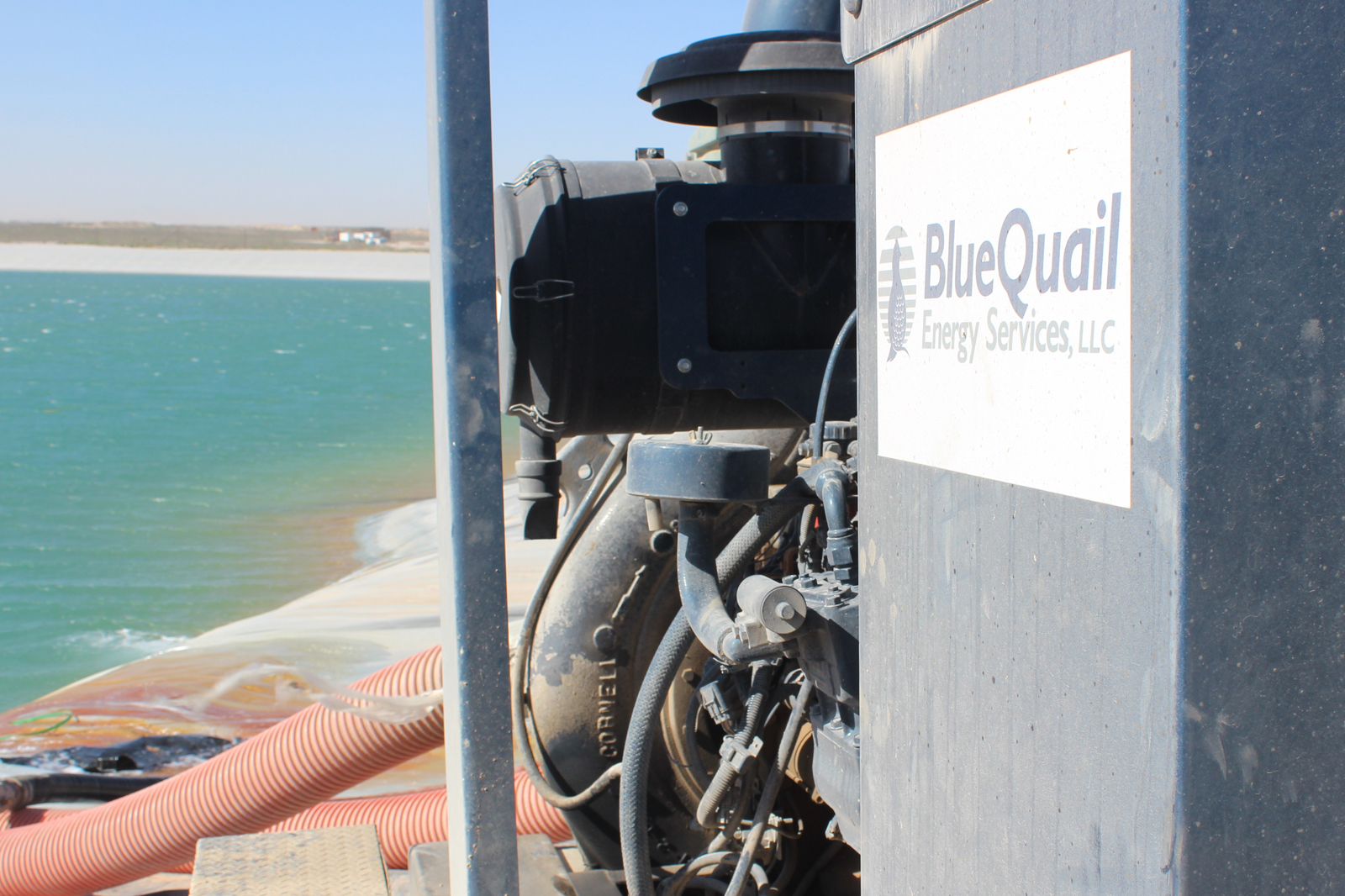 Water Transfer Frac Water Quality Control Quality